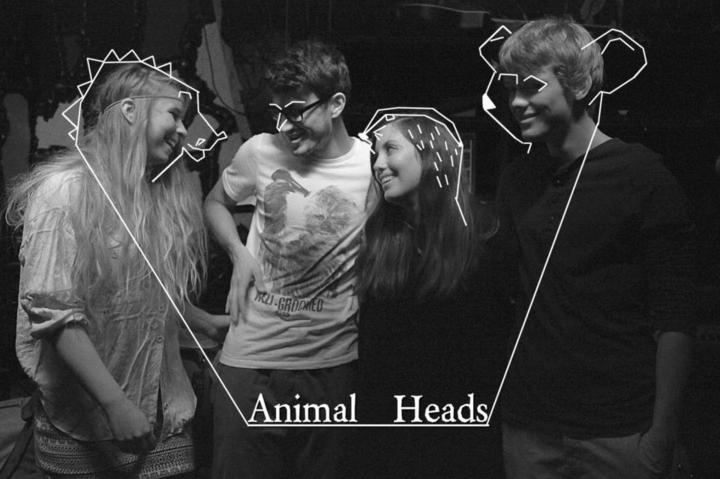 Animal Heads @ The Outland - Springfield, MO
