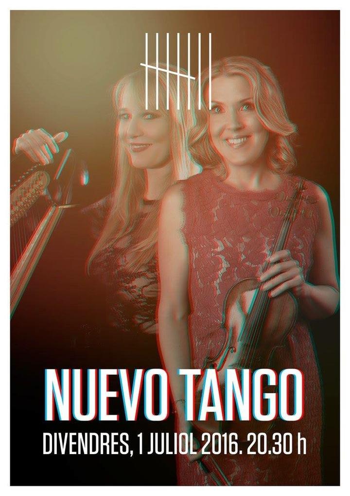 Intimamente Tango @ Casa Italiana Di Cultura NYU - New York, NY