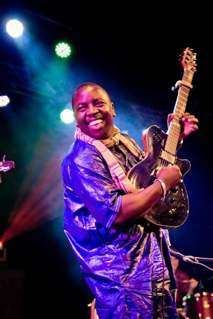 Vieux Farka Touré @ Blue Note - Milan, Italy