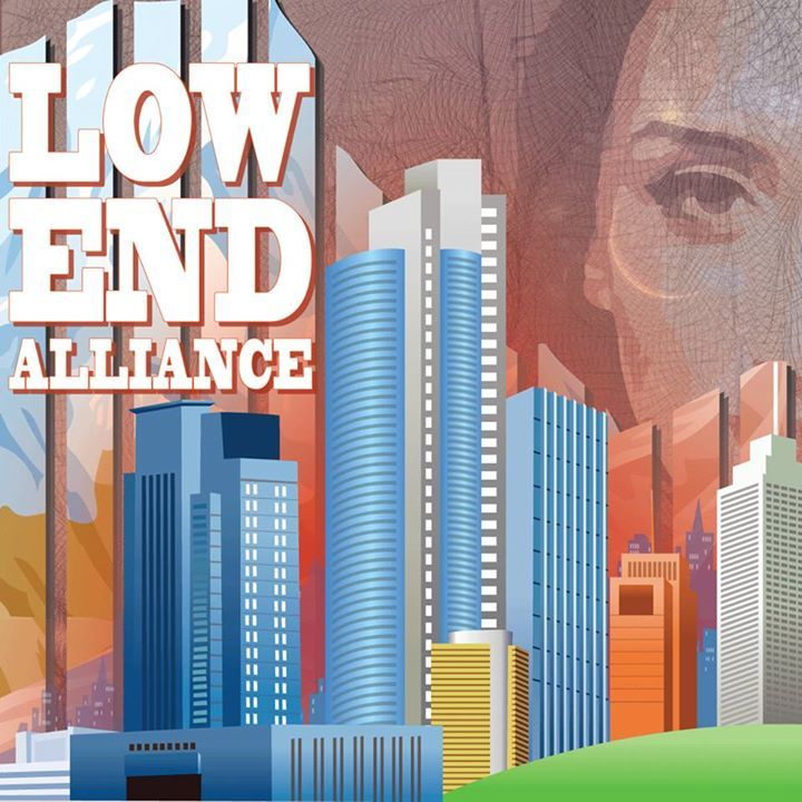 Low End Alliance Tour Dates
