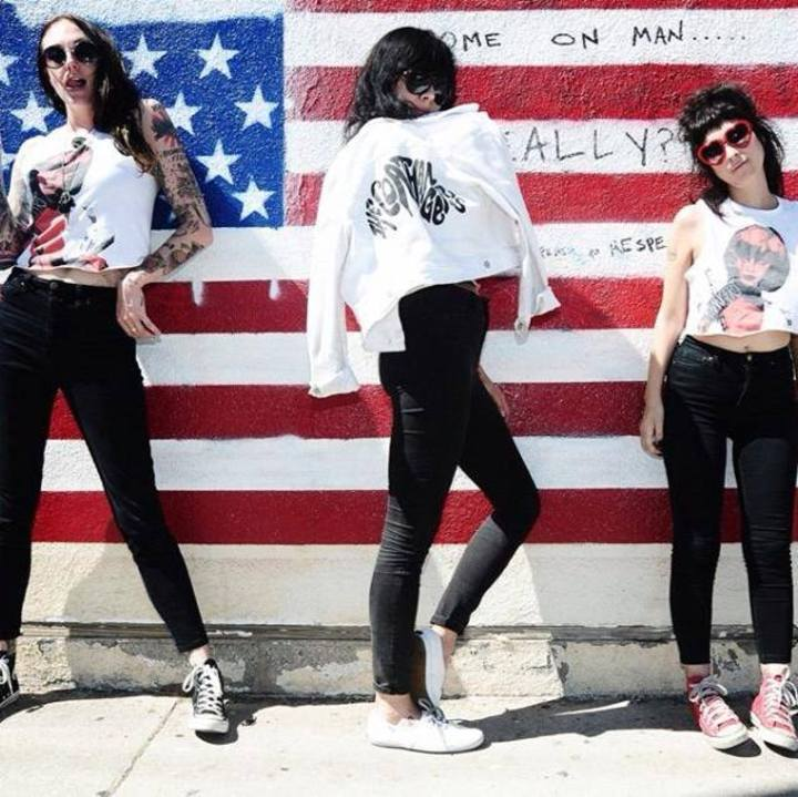 The Coathangers @ Will Call - Miami, FL
