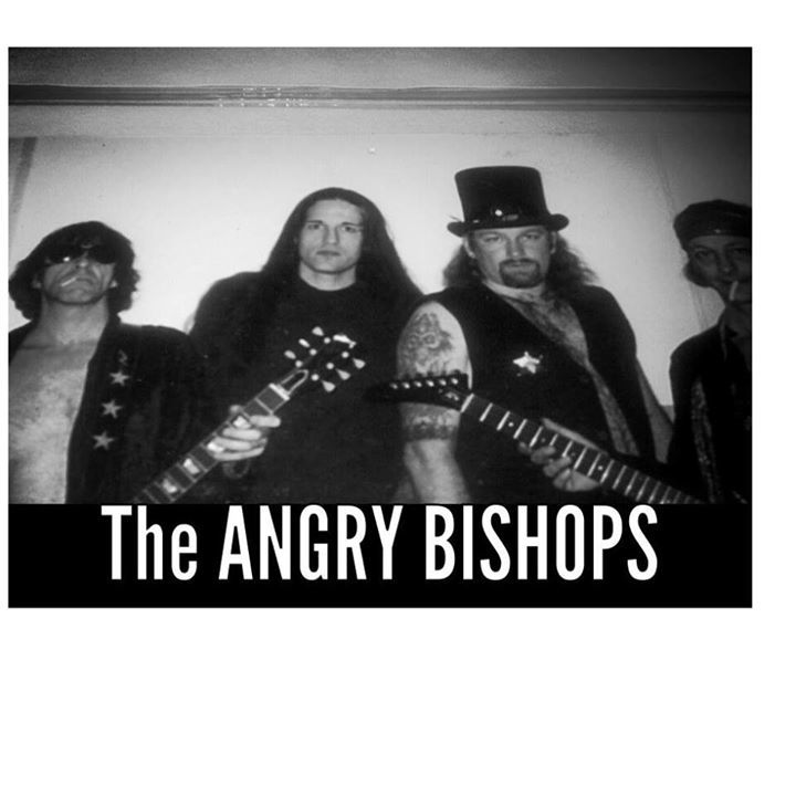 The Angry Bishops Tour Dates