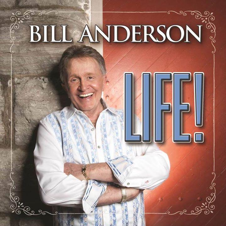 Bill Anderson @ Grand Ole Opry - Nashville, TN