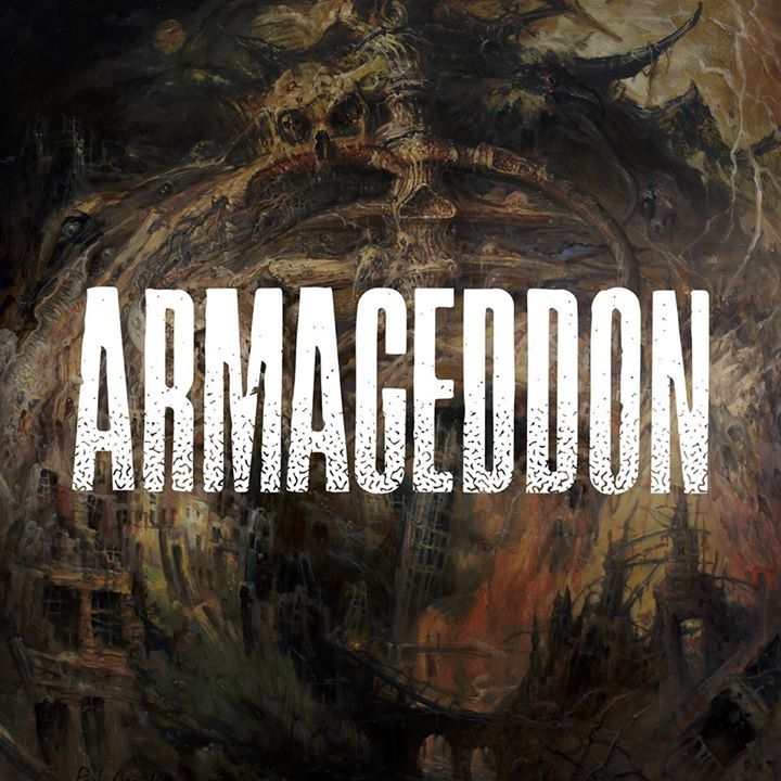 Armageddon Tour Dates