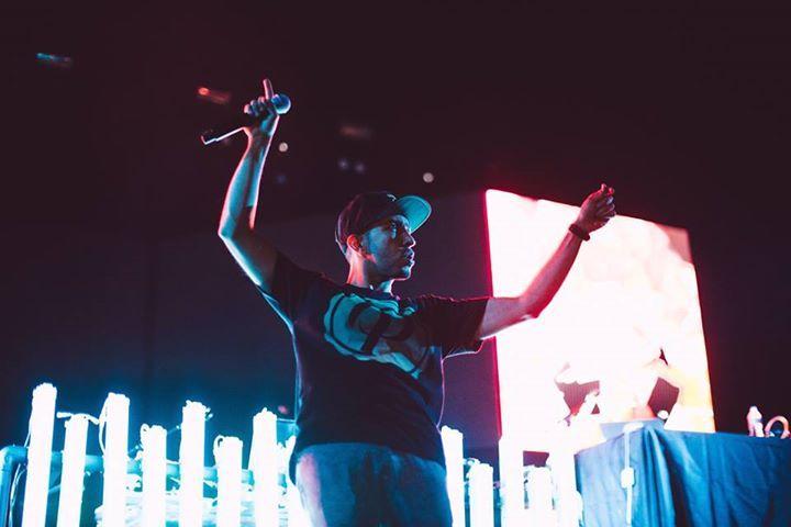 DJ Promote @ Festival Field - Midland, TX