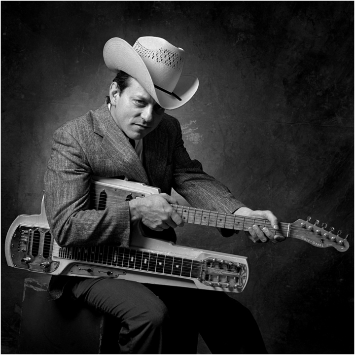 Junior Brown @ House of Blues Houston - Houston, TX