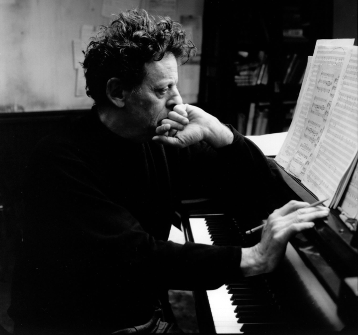 Philip Glass @ Joseph Meyerhoff Symphony Hall - Baltimore, MD