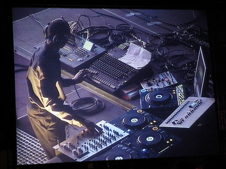 Jeff Mills @ Auditorium de Lyon - Lyon, France