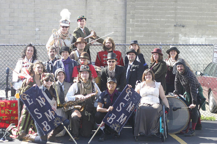 Emperor Norton's Stationary Marching Band Tour Dates