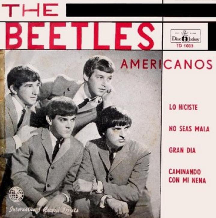 The Beetles @ Fulton 55 - Fresno, CA