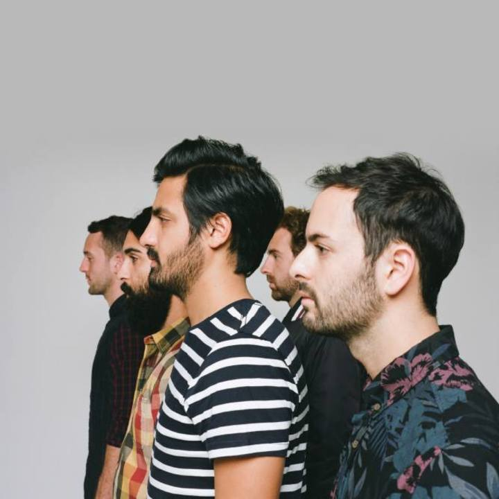 Young the Giant @ Paard van Troje  - The Hague, Netherlands