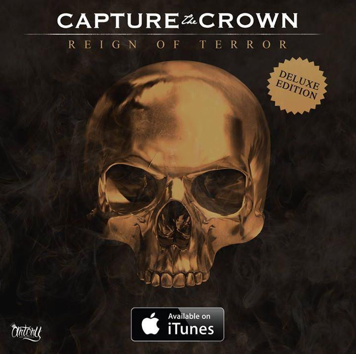 Capture The Crown @ Crofoot Ballroom - Pontiac, MI