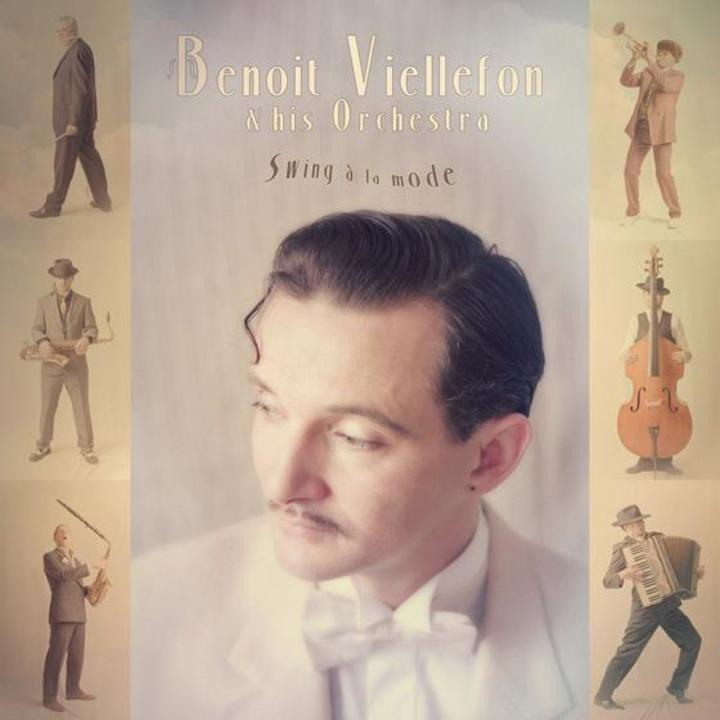 Benoit Viellefon and his Orchestra 1920 1930 1940 international dance music Tour Dates