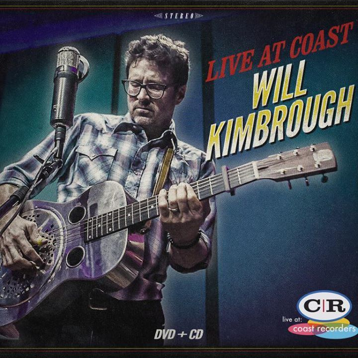 Will Kimbrough @ Rogue Theatre - Grants Pass, OR