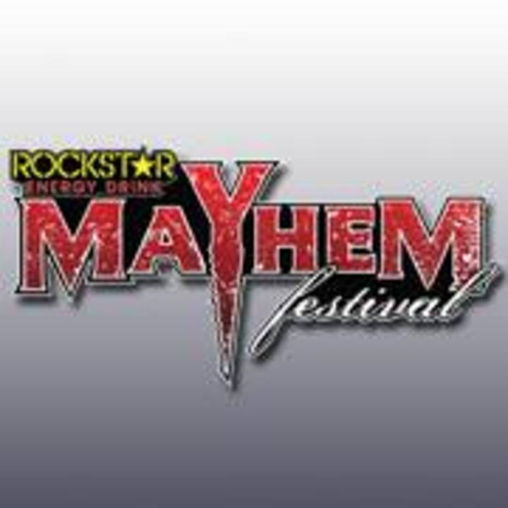 Rockstar Energy Drink Mayhem Festival @ Verizon Wireless Amphitheater - Maryland Heights, MO