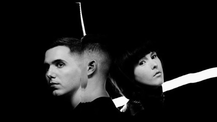 Purity Ring @ The Fonda Theatre - Hollywood, CA