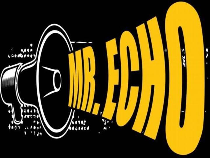 Mr Echo Tour Dates