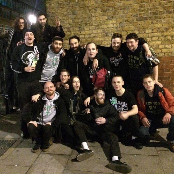 GNARWOLVES  @ The Old Blue Last - London, United Kingdom