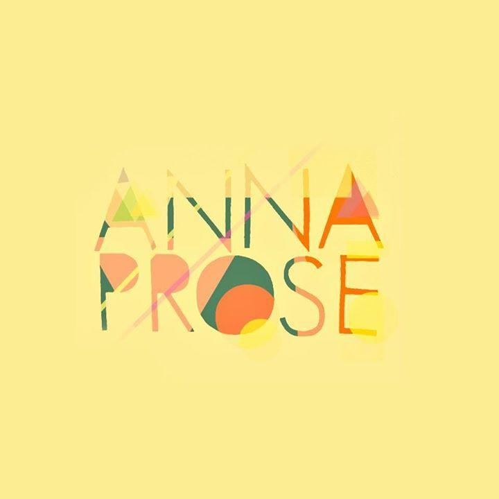 Anna Prose Tour Dates