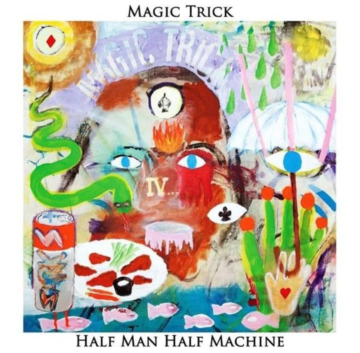 Magic Trick @ The Chapel - San Francisco, CA