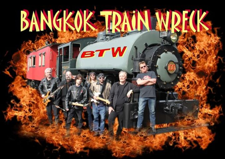 Bangkok Train Wreck Tour Dates