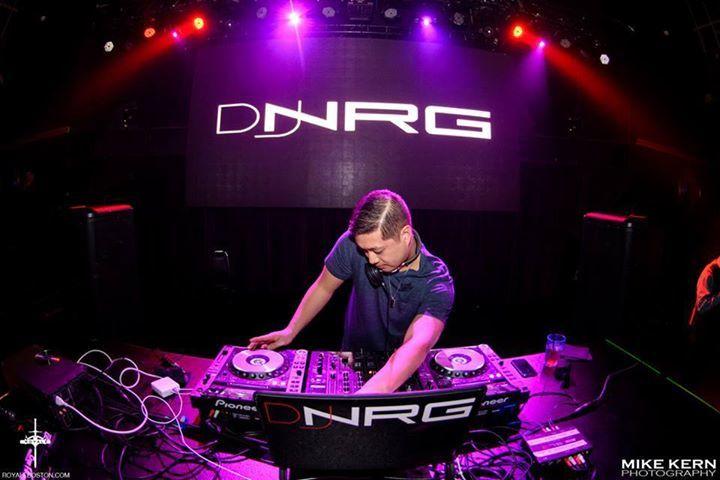 DJ NRG @ Royale Nightclub - Boston, MA