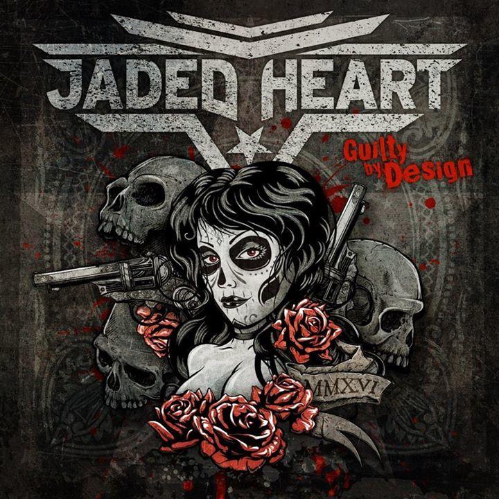Jaded Heart @ Matrix - Bochum, Germany