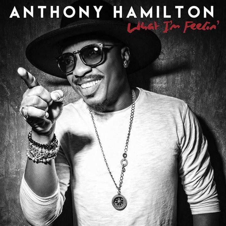 Anthony Hamilton @ Howard Theatre - Washington, DC