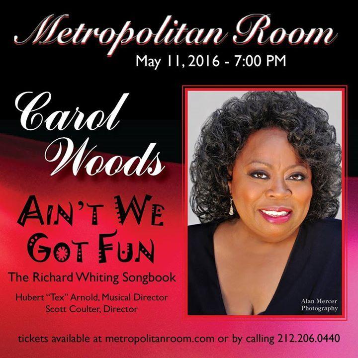Carol Woods @ Fox Theatre - St Louis, MO
