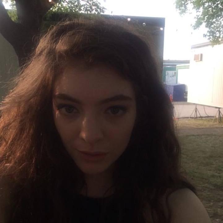 Lorde @ Boston City Hall Plaza - Boston, MA