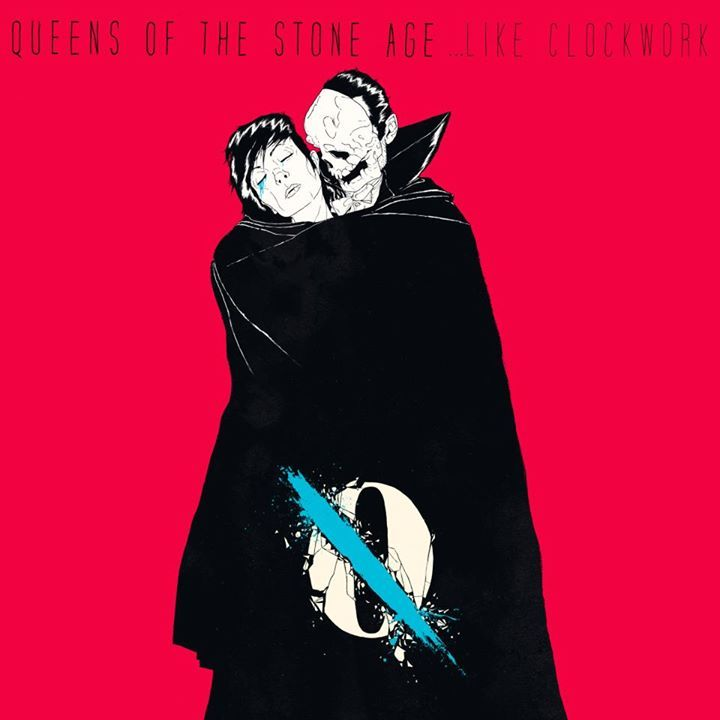 Queens of the Stone Age @ Central Iowa Expo - Boone, IA