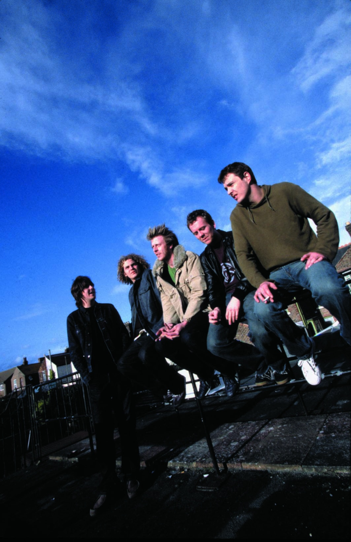 Toploader @ The Venue - Derby, United Kingdom