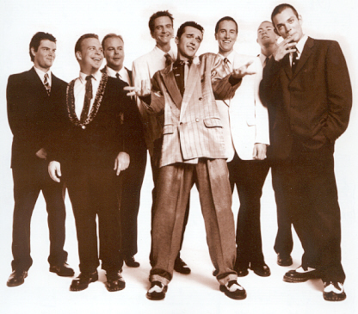 Cherry Poppin' Daddies @ Sellersville Theater 1894 - Sellersville, PA