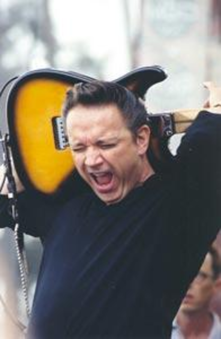 Jimmie Vaughan @ Sam's Burger Joint - San Antonio, TX