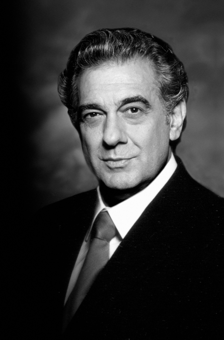 Plácido Domingo Tour Dates