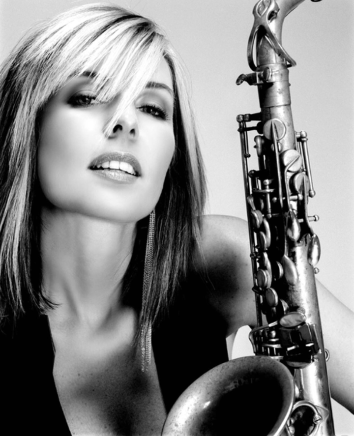 Candy Dulfer @ Celebrity Summit - Fort Lauderdale, FL