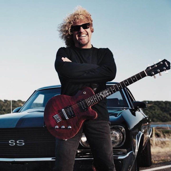 Sammy Hagar Tour Dates