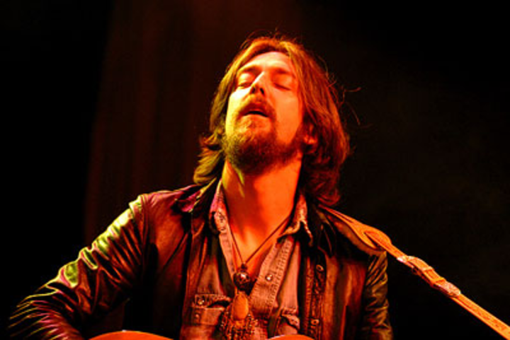 Chris Robinson @ BMC Market - Winnipeg, MB