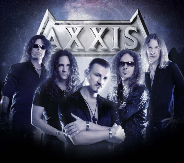 Axxis @ Spectrum Club - Augsburg, Germany