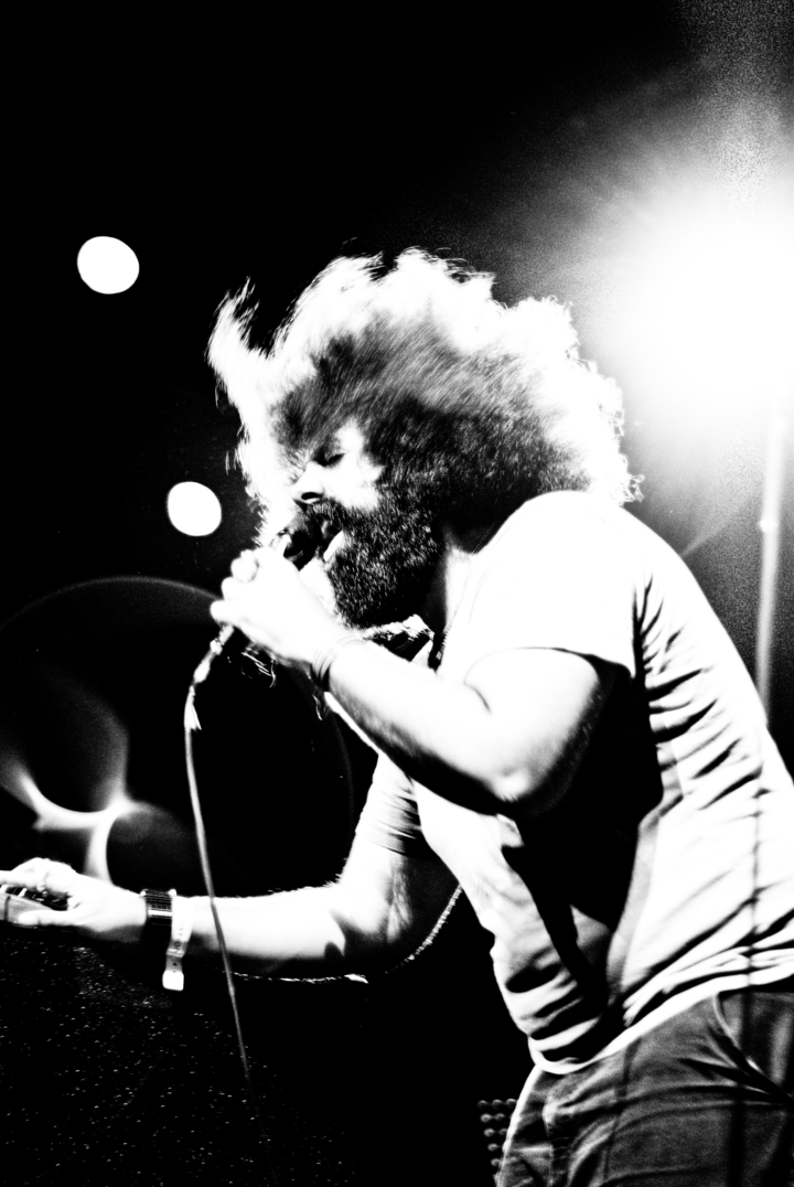 Reggie Watts Tour Dates