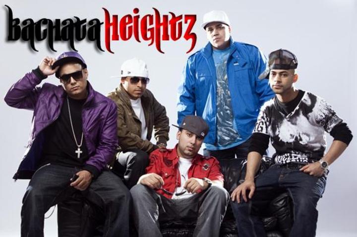 Bachata Heightz Tour Dates