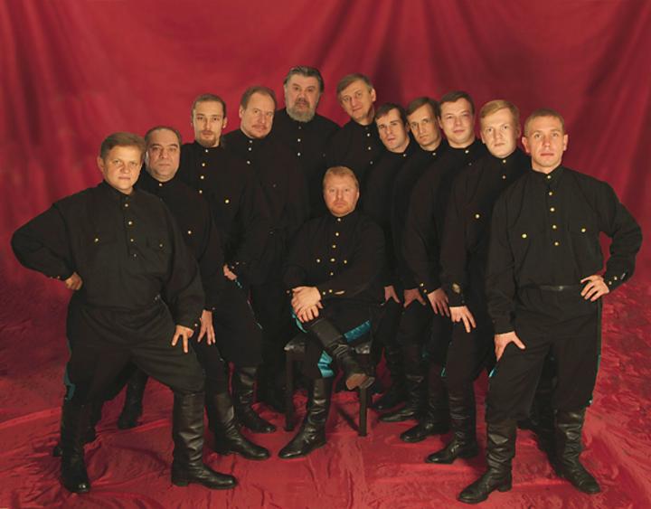 Ural Kosaken Chor @ Sängerhalle - Saulheim, Germany