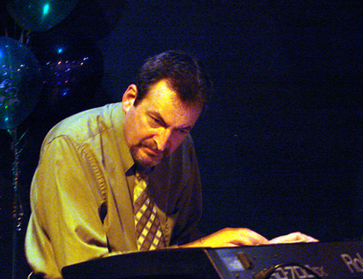 David Boeddinghaus @ Bombay Club - New Orleans, LA