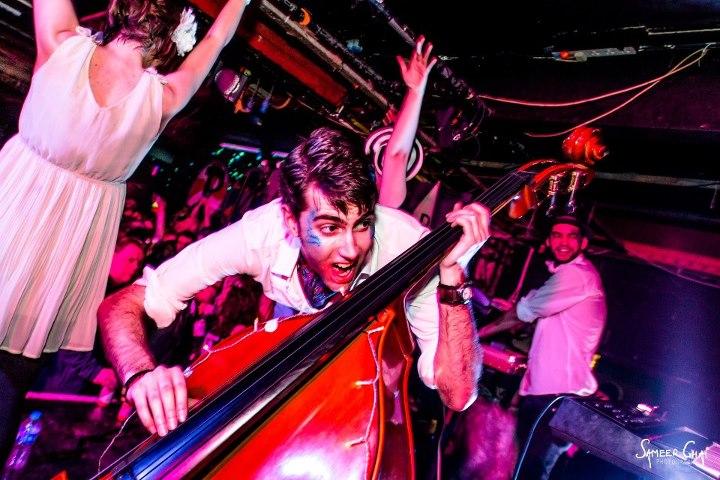 The Electric Swing Circus @ MK11 Live Music Venue & Sports Bar - Milton Keynes, United Kingdom