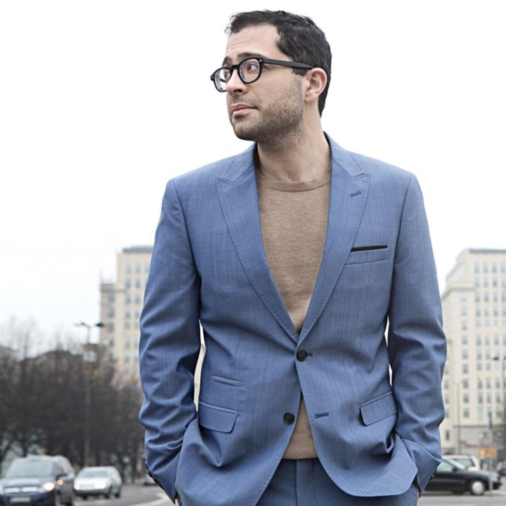 Mahan Esfahani @ Queens Students Union - Belfast, Ireland