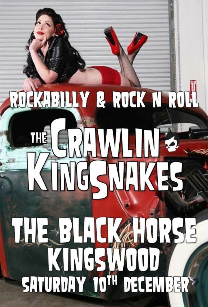 The Crawlin' Kingsnakes @ The Black Horse Kingswood - Bristol, United Kingdom
