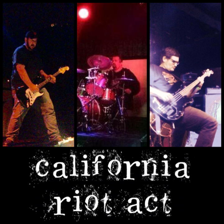 California riot act Tour Dates
