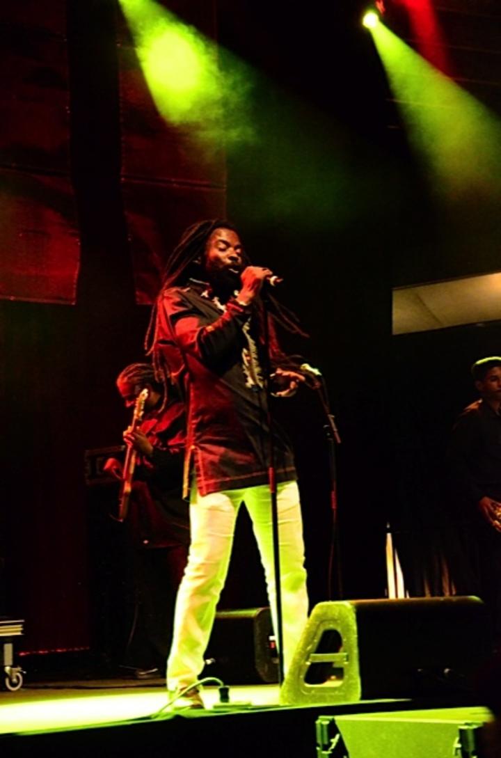 Rocky Dawuni @ LEAF Festival - Black Mountain, NC