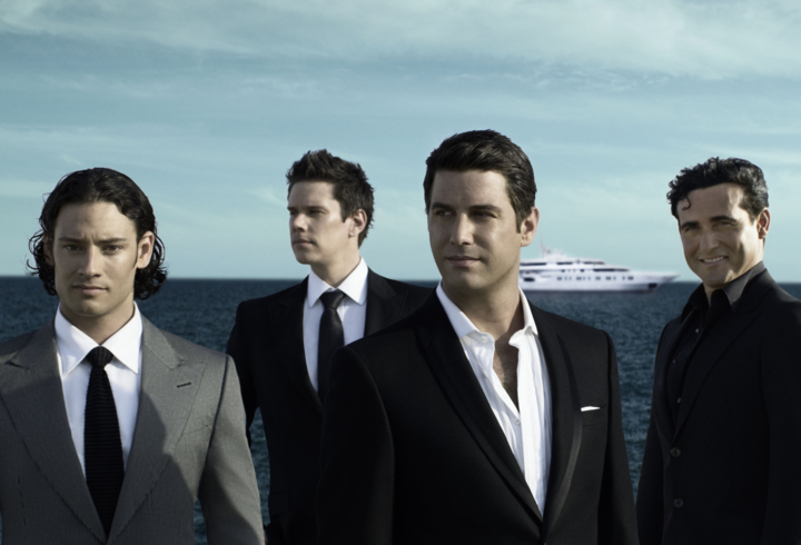 Il Divo @ Riverside Theatre - Milwaukee, WI
