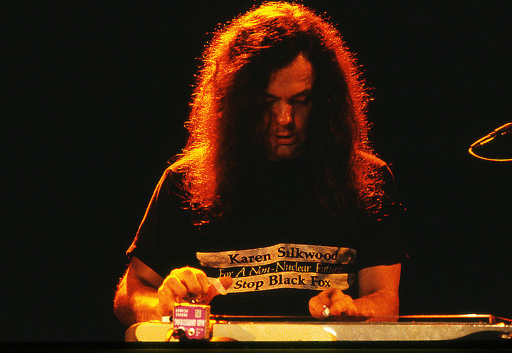 David Lindley @ The Theatre at The Ace Hotel - Los Angeles, CA